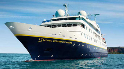 Lindblad National Geographic Orion